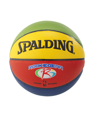 SPALDING ROOKIE GEAR® SOFT GRIP BASKETBALL