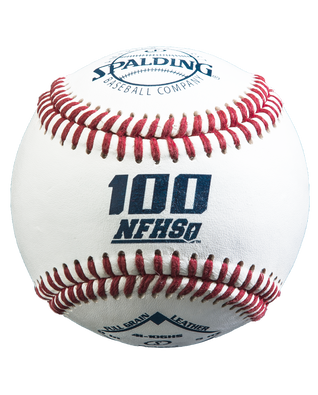RAISED SEAM 100 NFHS BASEBALL - 12 PACK