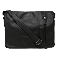 FRONT ZIP DISPATCH BAG