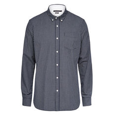 MINI CHECK REGULAR FIT SHIRT