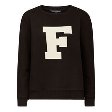 F ZIP SWEAT