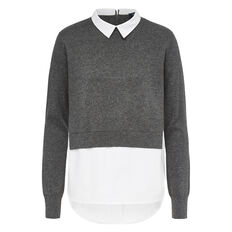 FRESH JERSEY SHIRT KNIT