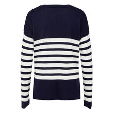STAR STRIPE KNIT