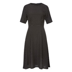 MICRO SPOT DRESS