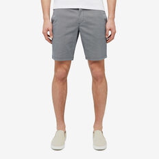 GEO STRETCH COTTON SHORT