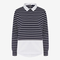 FRESH TIM TIM STRIPE SHIRT