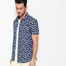 PINEAPPLE SLIM FIT SHIRT