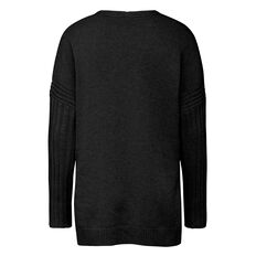 CARIO CABLE KNIT