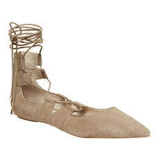 WRAPPED ANKLE FLAT