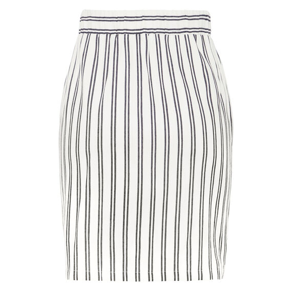 BOARDWALK TIE WAIST SKIRT