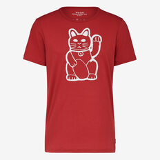 FORTUNE CAT T-SHIRT