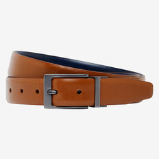REVERSABLE LEATHER BELT