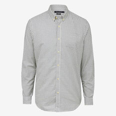 GRID SLIM FIT SHIRT