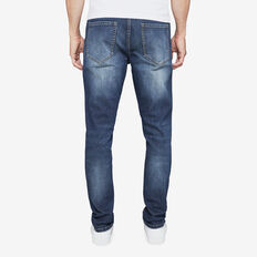 BRIXTON REGULAR AUTHENTIC JEAN