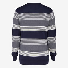 MONACO MULTI STRIPE KNIT