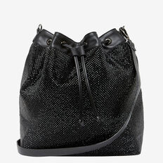 LARGE SPARKLE BUCKET BAG