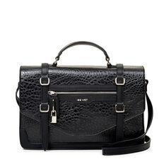 LOCK UP MESSENGER BAG