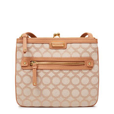 9 JACQUARD CROSS BODY