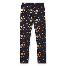 Glitter Star Legging