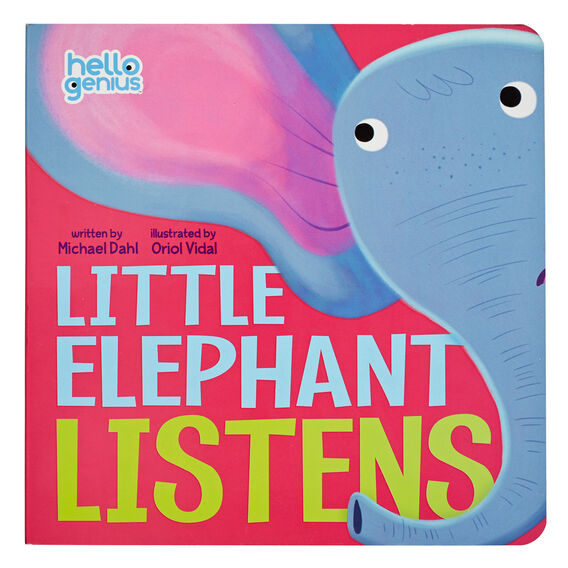 The Little Elephant  Book
