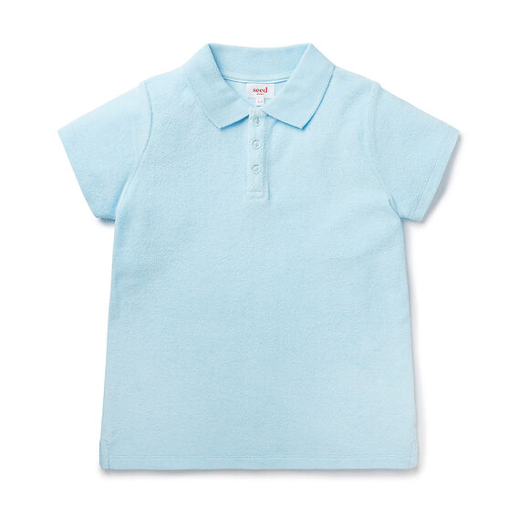 Terry Toweling Polo