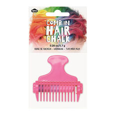 Comb In Hair Chalk