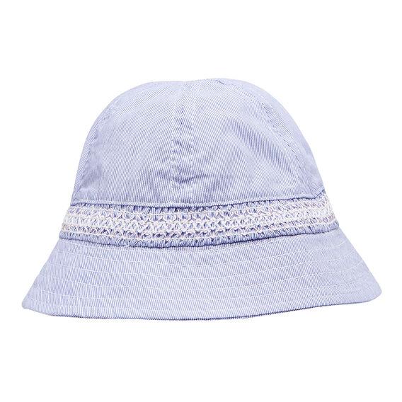 Smocked Sun Hat
