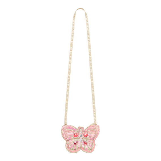 Jewelled Butterfly Purse