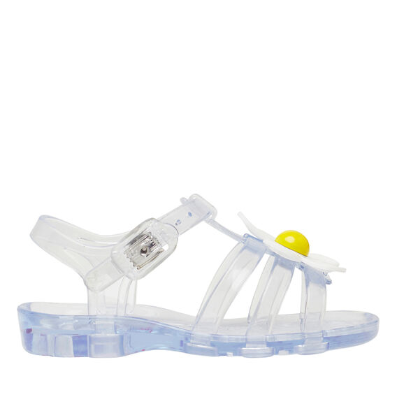 Daisy Jelly Sandals