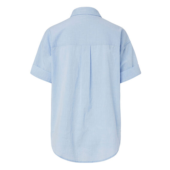 Short Sleeve Button Shirt