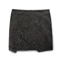 Acid Wash Skirt