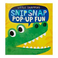 Snip Snap Pop Up Book