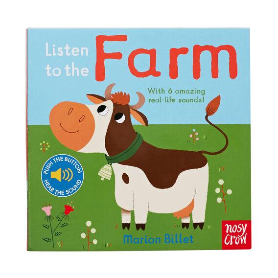 Listen To The Farm Book