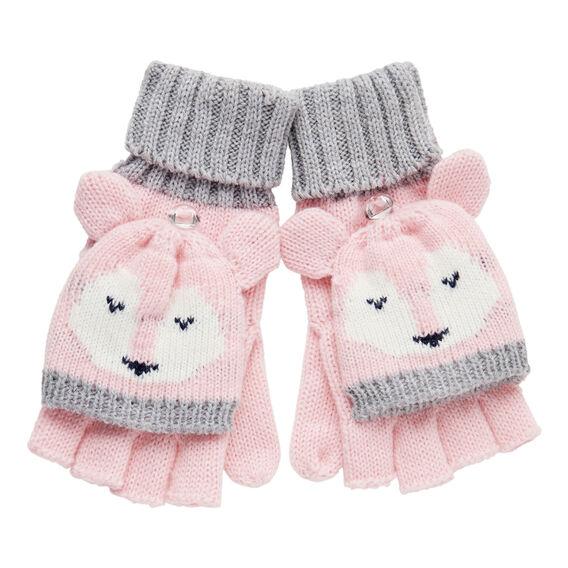 Kids Fox Gloves