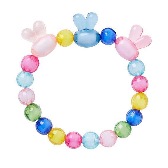 Bunny Bead Bracelet