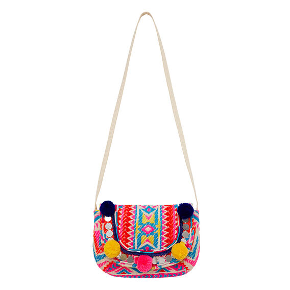 Bright Aztec Purse