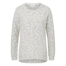 Burnout Easy Sweater