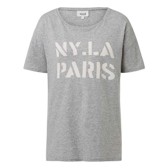 NY LA Paris Tee