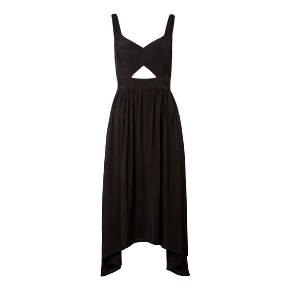 Fit And Flare Dress