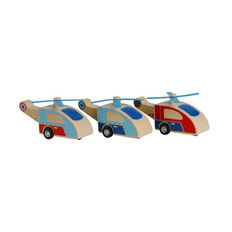 Wooden Helicopters