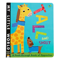 My Little World Tall And Short Book