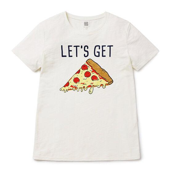 Let's Get Pizza Tee