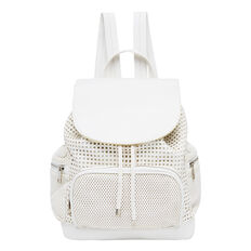 Perforated Backpack