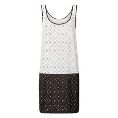 Resort Two Print Dress