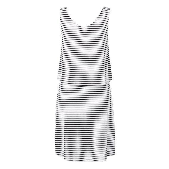 Stripe Tier Dress