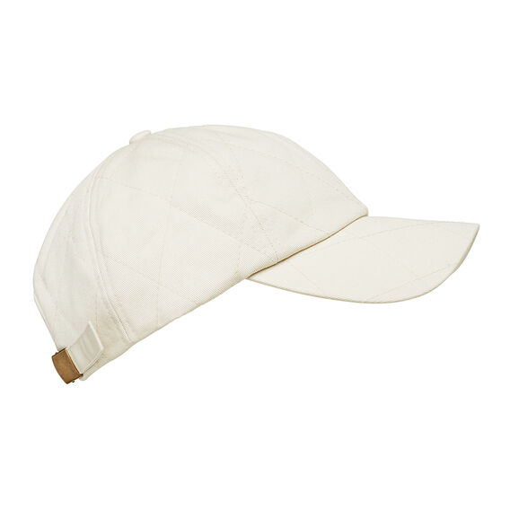 Cotton Quilt Cap