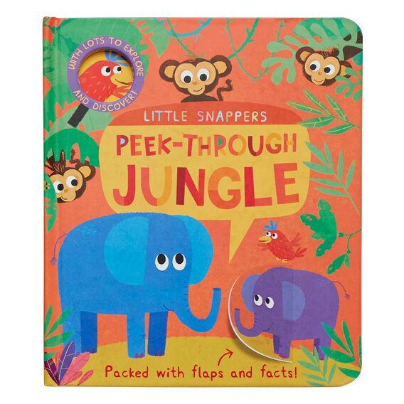 Peek Through Jungle Book