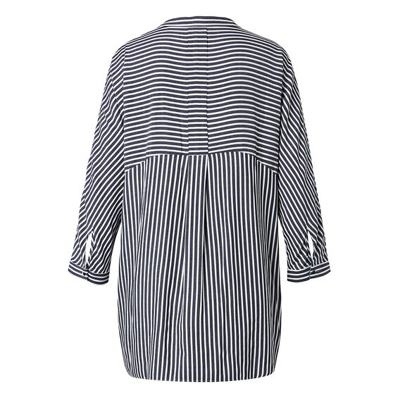 Vertical Stripe Shirt