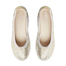 Glitter Mesh Ballets