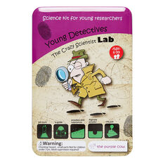 Lab Young Detectives Kit